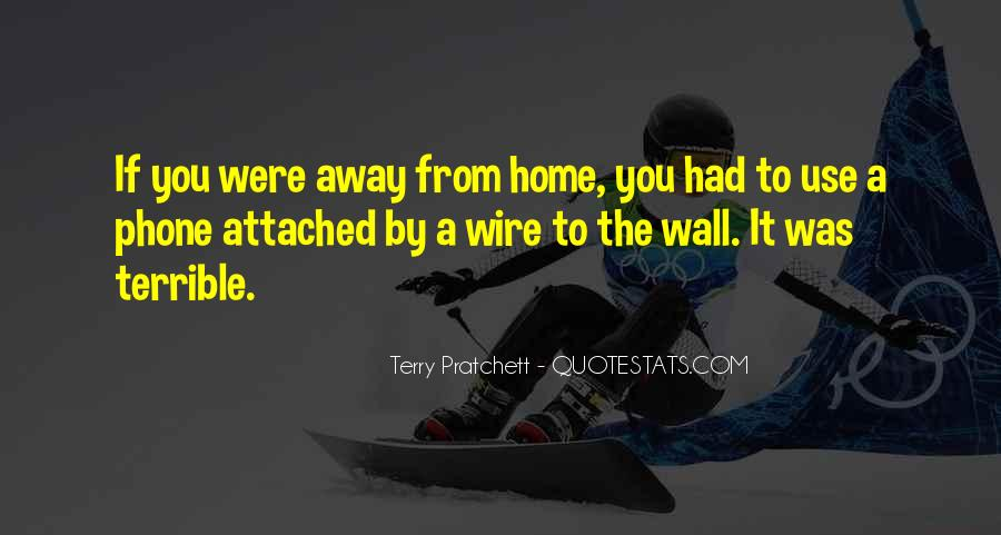 Welcome To Our Home Wall Quotes #909876