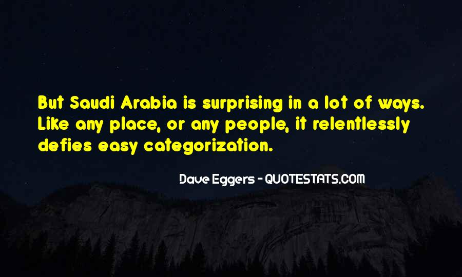 Welcome To Saudi Arabia Quotes #120614
