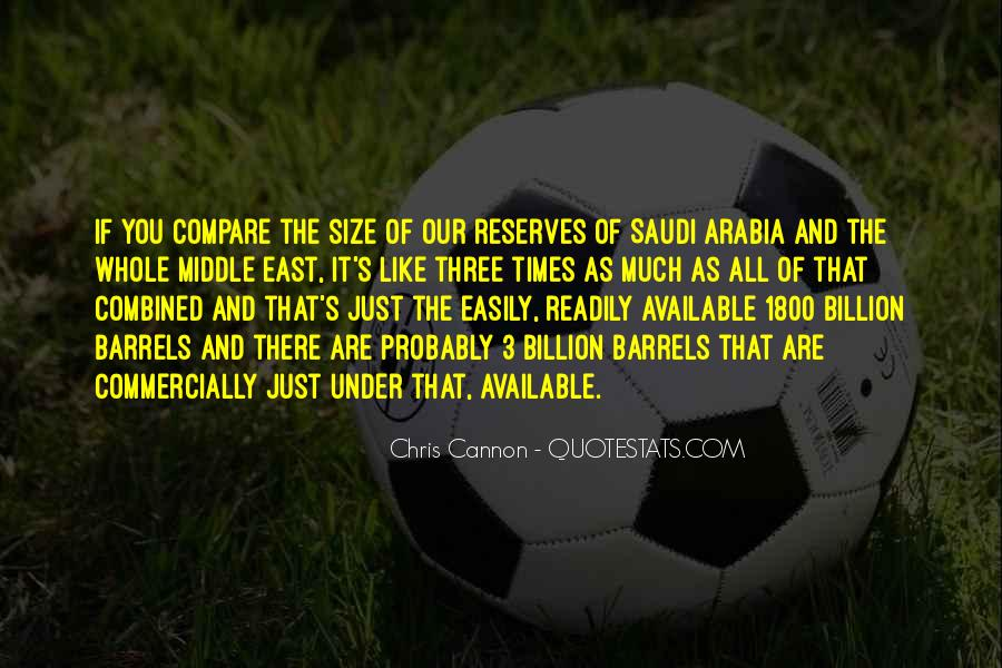 Welcome To Saudi Arabia Quotes #170774