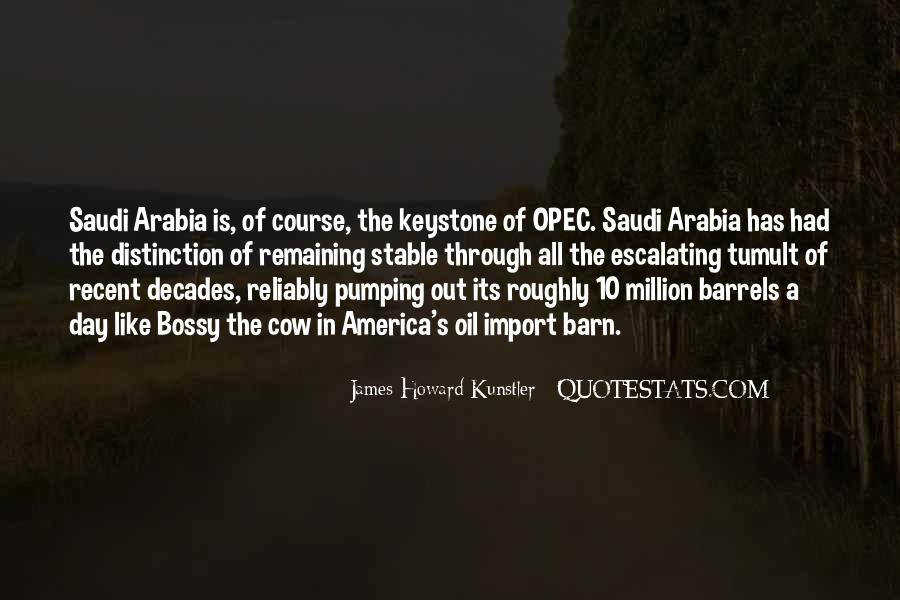 Welcome To Saudi Arabia Quotes #396367
