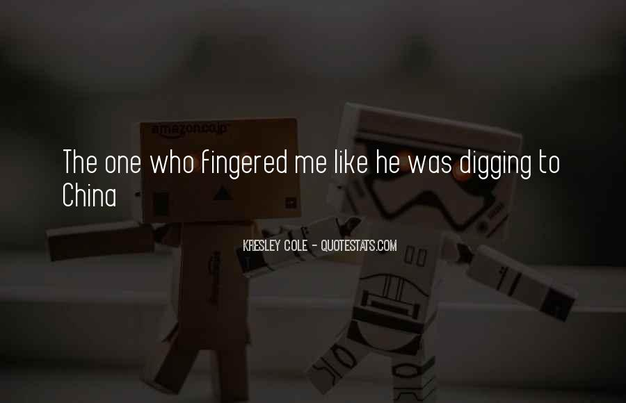 Well Digging Quotes #124118