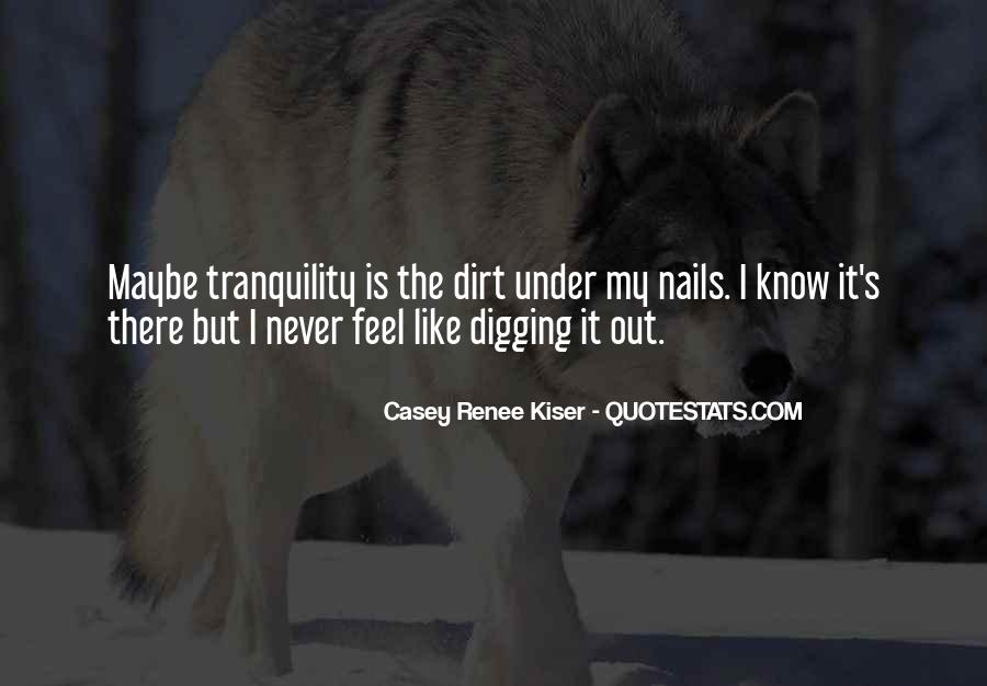 Well Digging Quotes #137834