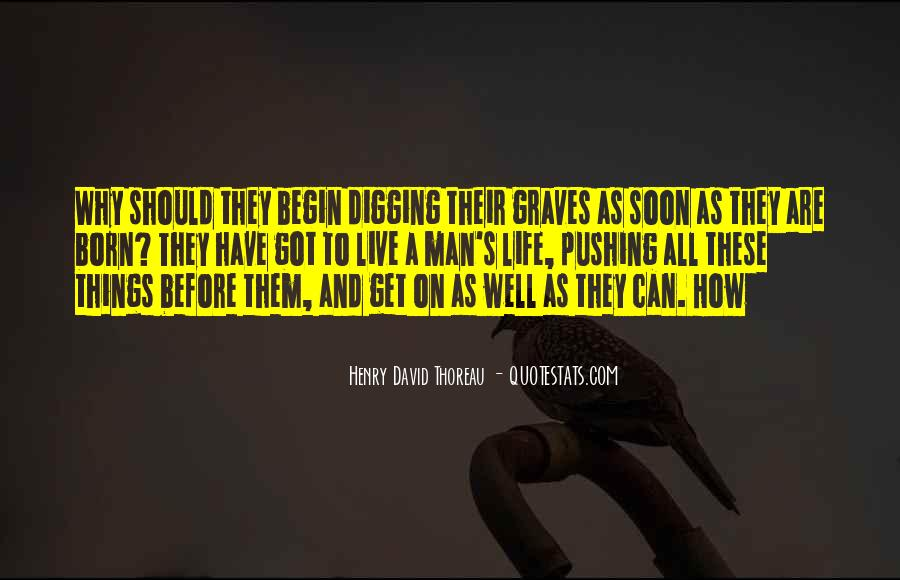 Well Digging Quotes #1422055