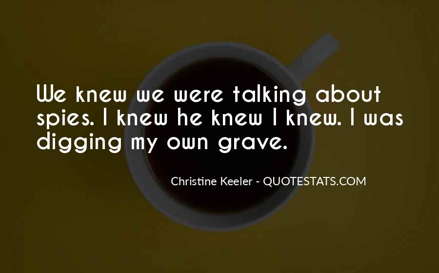 Well Digging Quotes #160738