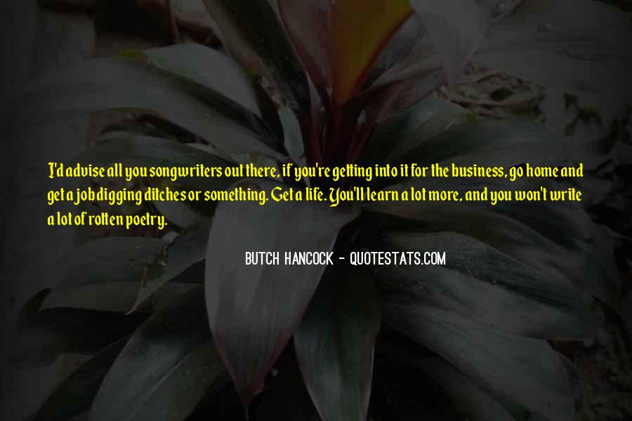Well Digging Quotes #208279