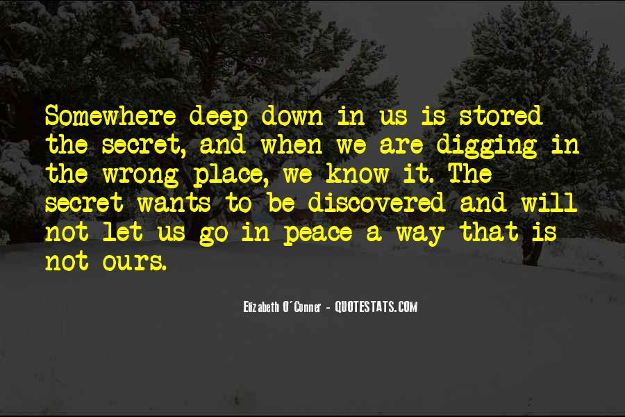 Well Digging Quotes #301349