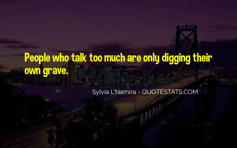 Well Digging Quotes #45555