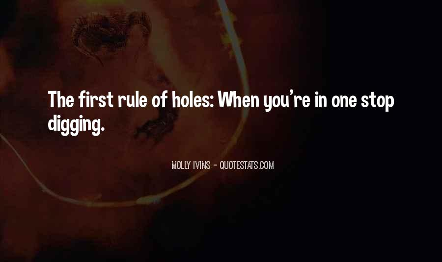 Well Digging Quotes #56076