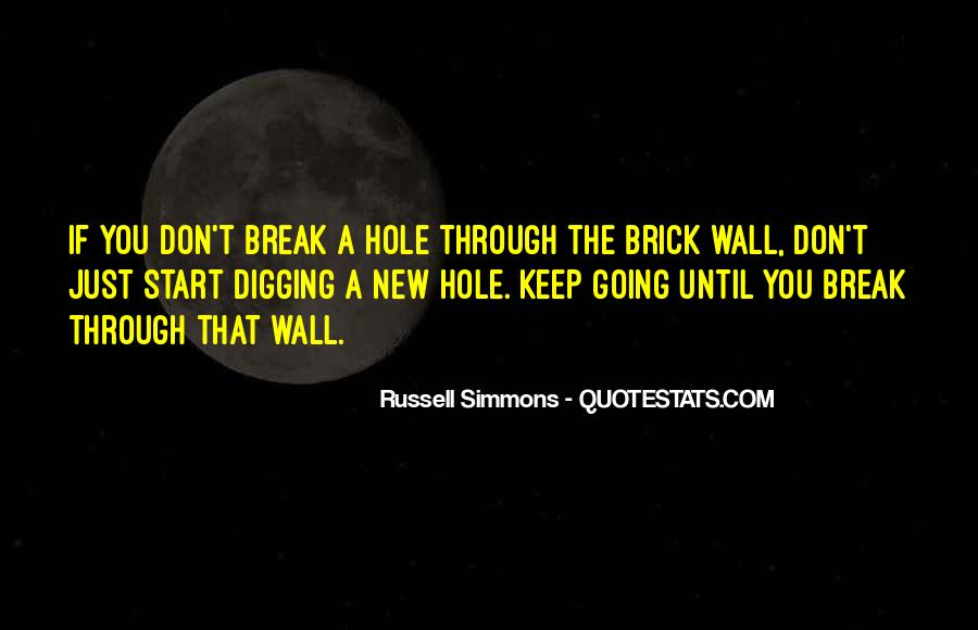 Well Digging Quotes #94519
