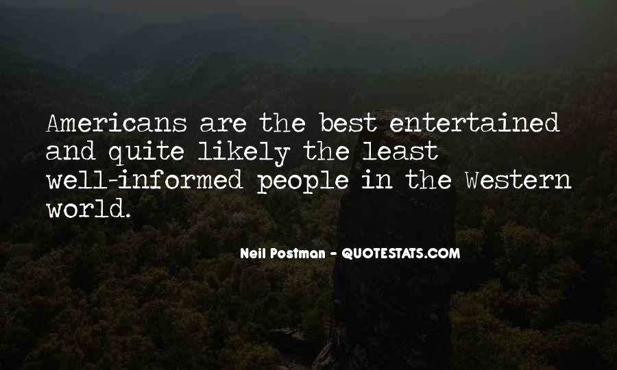 Well Informed Quotes #1149432