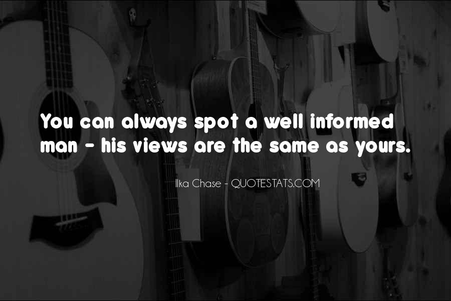 Well Informed Quotes #180112