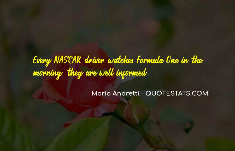 Well Informed Quotes #419911
