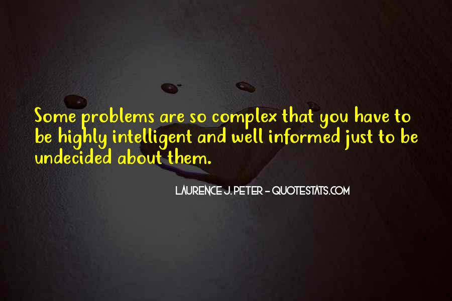 Well Informed Quotes #534253