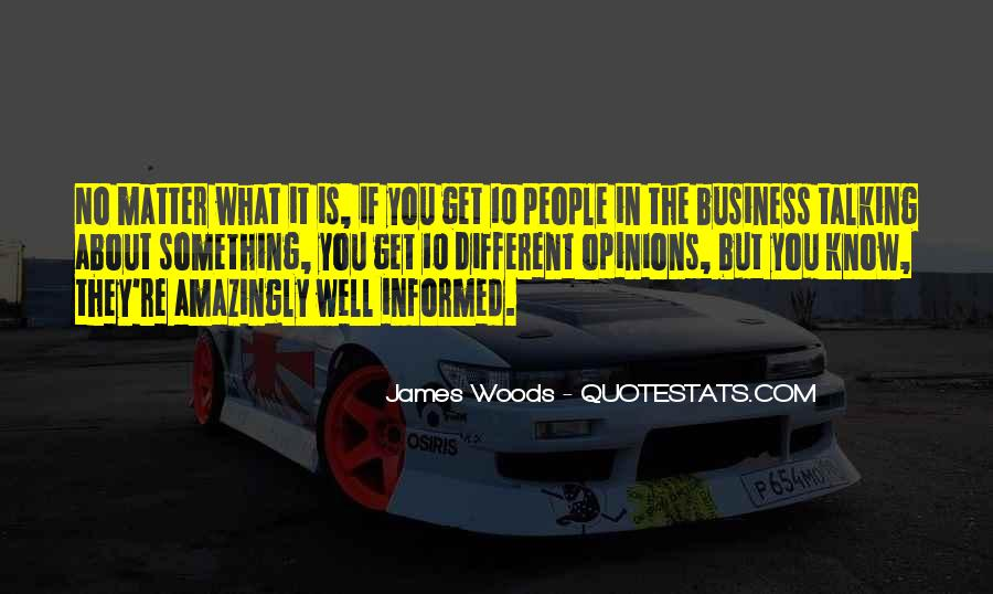 Well Informed Quotes #699433