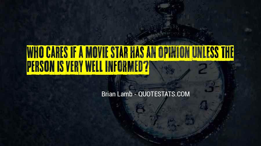 Well Informed Quotes #933249