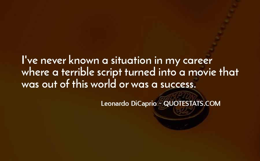 Well Known Movie Quotes #1792425