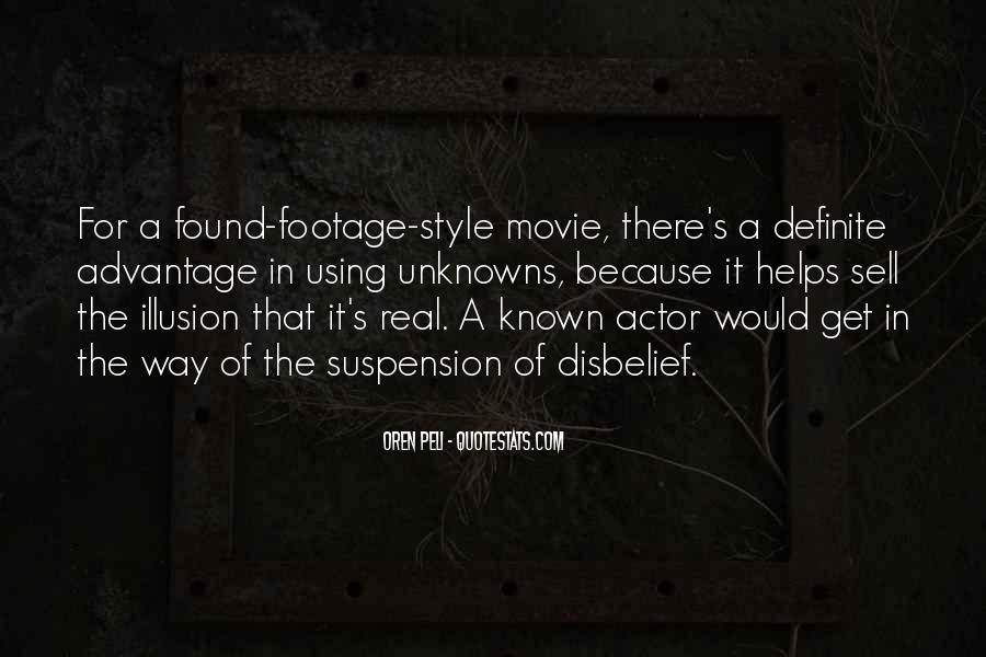 Well Known Movie Quotes #360185