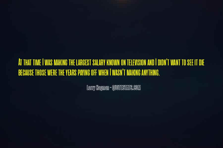 Well Known Television Quotes #182457