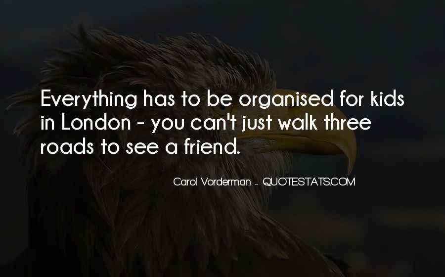 Well Organised Quotes #398599