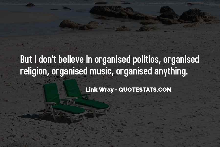 Well Organised Quotes #493339