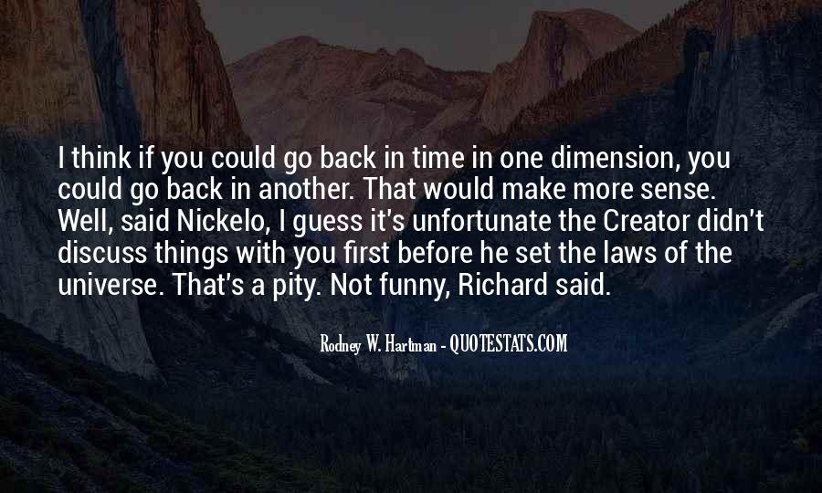 Well Said Funny Quotes #1568978