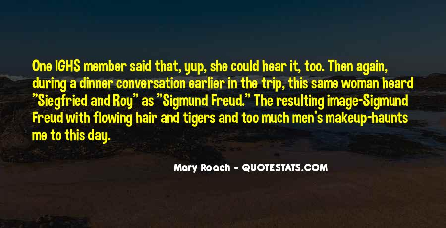 Quotes About Flowing Hair #1386151