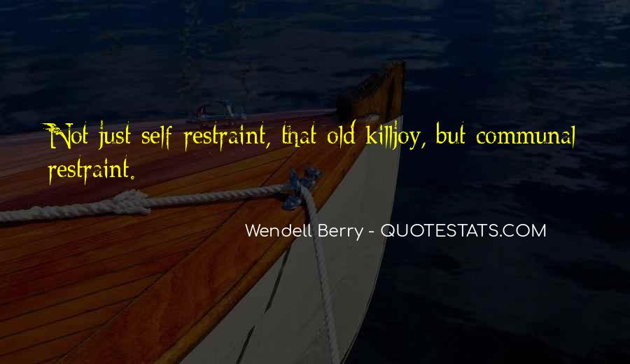 Wendell Quotes #107756