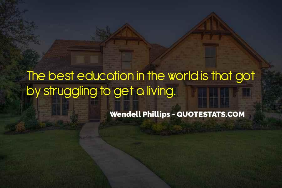 Wendell Quotes #131146