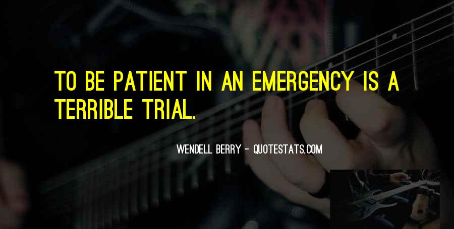 Wendell Quotes #159634
