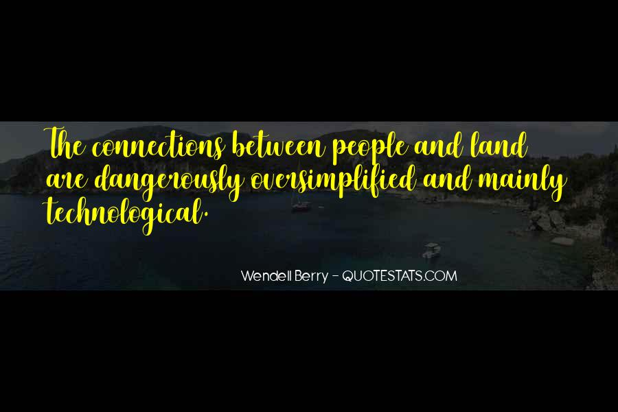 Wendell Quotes #161426