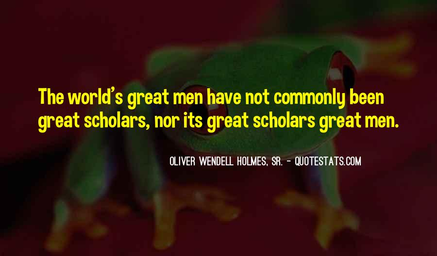 Wendell Quotes #19598