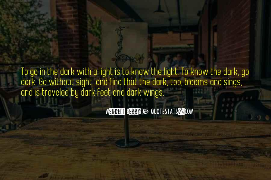 Wendell Quotes #3536