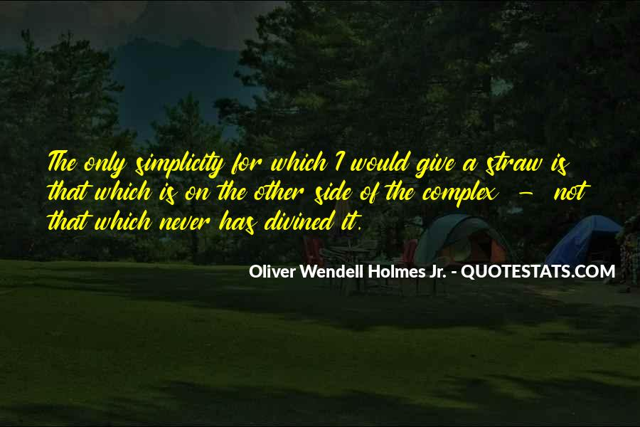 Wendell Quotes #38270