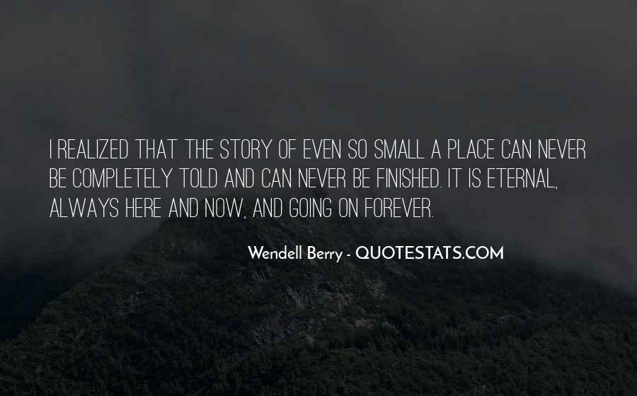 Wendell Quotes #67379