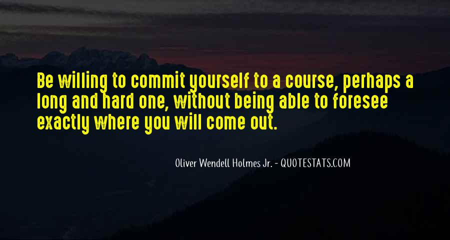 Wendell Quotes #89120