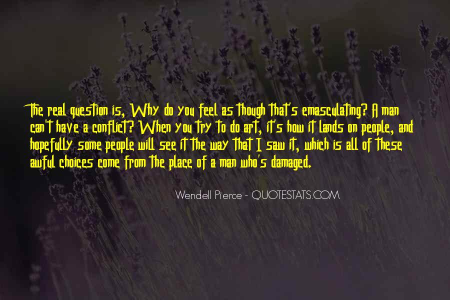 Wendell Quotes #98378