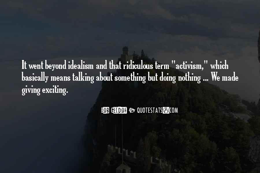 Went Beyond Quotes #1486233