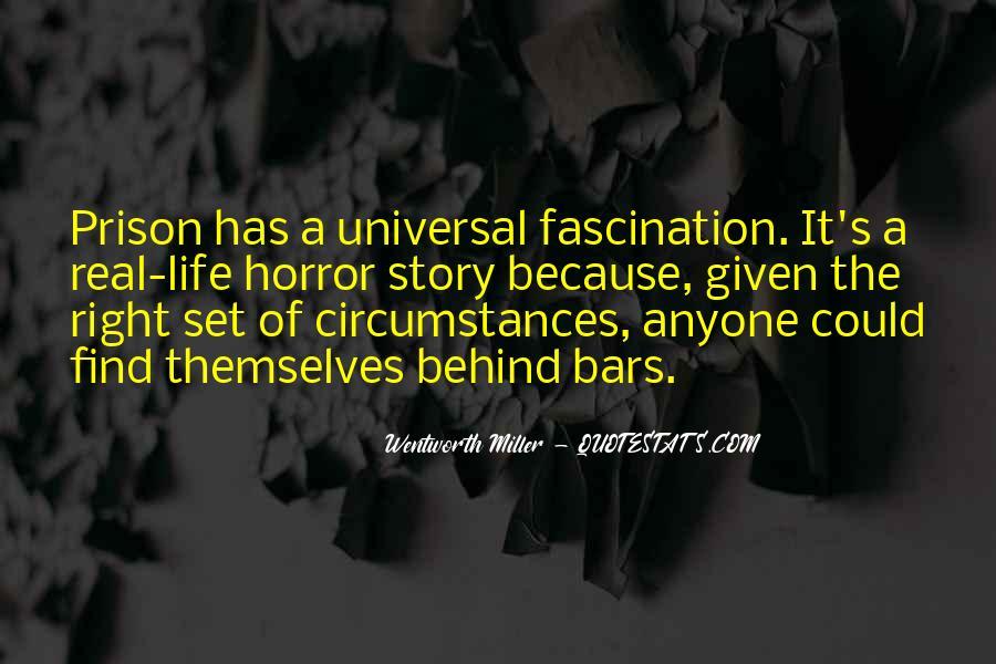 Wentworth Miller Best Quotes #15173