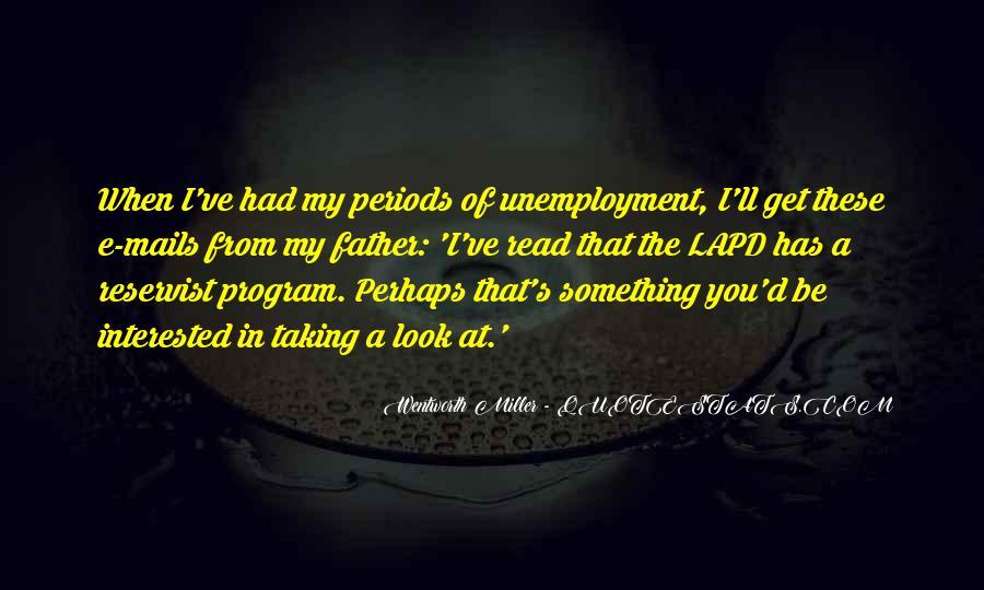 Wentworth Miller Best Quotes #230919