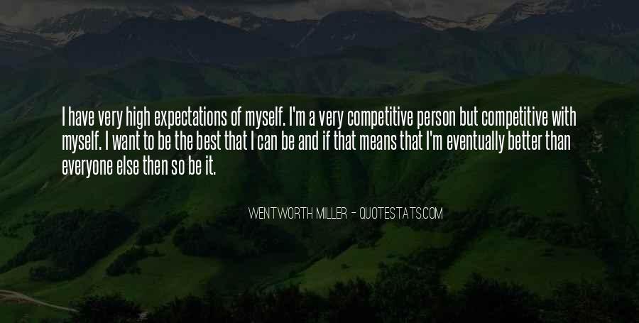 Wentworth Miller Best Quotes #330048