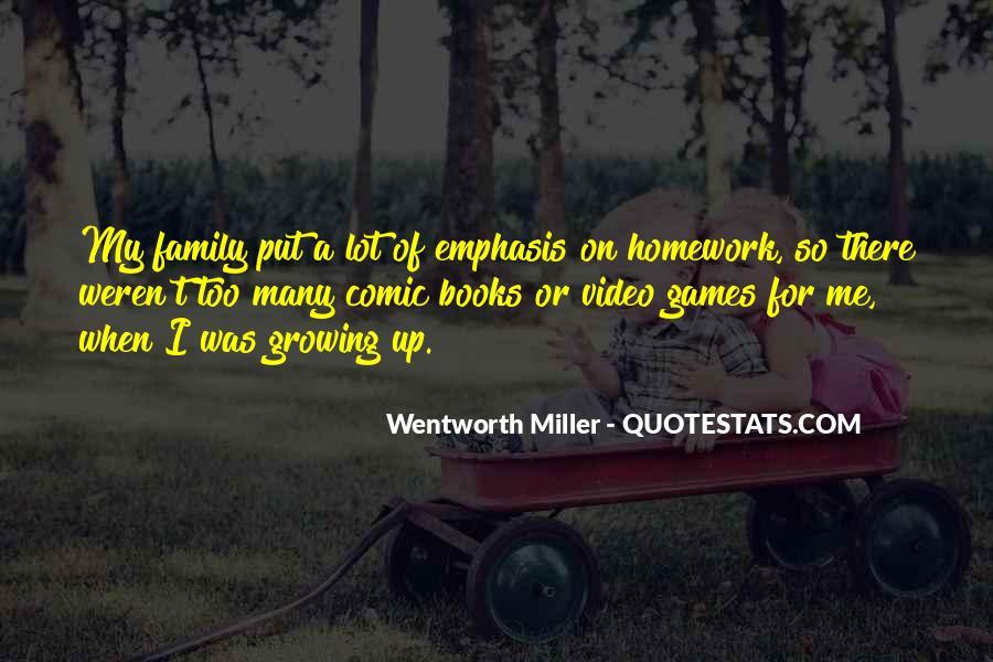 Wentworth Miller Best Quotes #402231