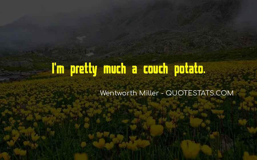 Wentworth Miller Best Quotes #434399