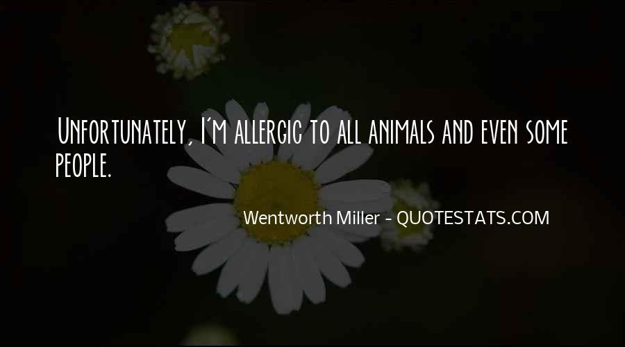 Wentworth Miller Best Quotes #454670