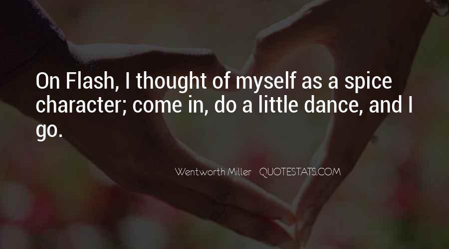 Wentworth Miller Best Quotes #484706