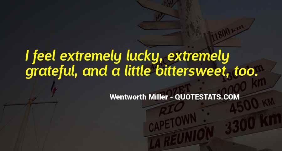 Wentworth Miller Best Quotes #558167