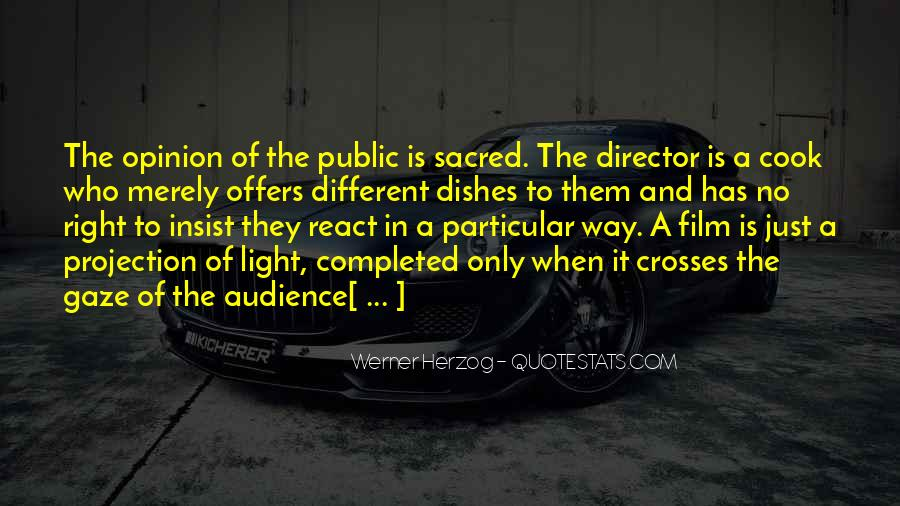 Werner Herzog Film Quotes #1022827