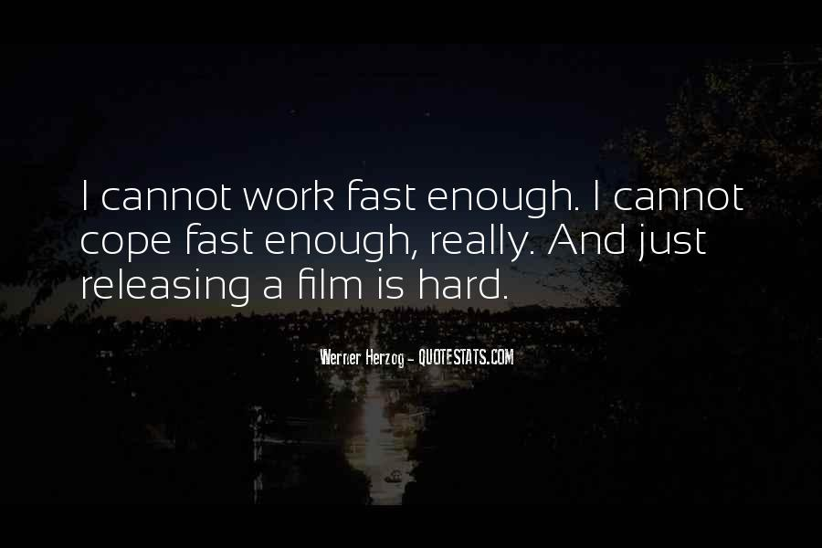 Werner Herzog Film Quotes #1082856