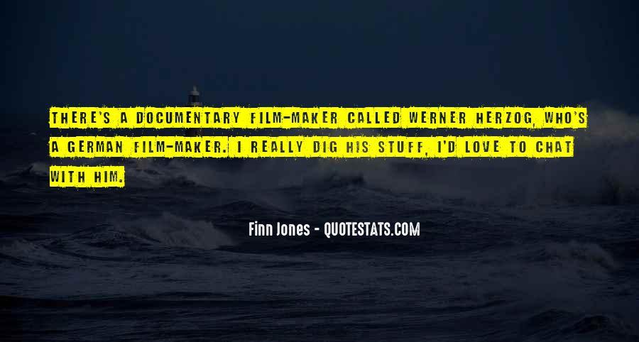 Werner Herzog Film Quotes #1114223