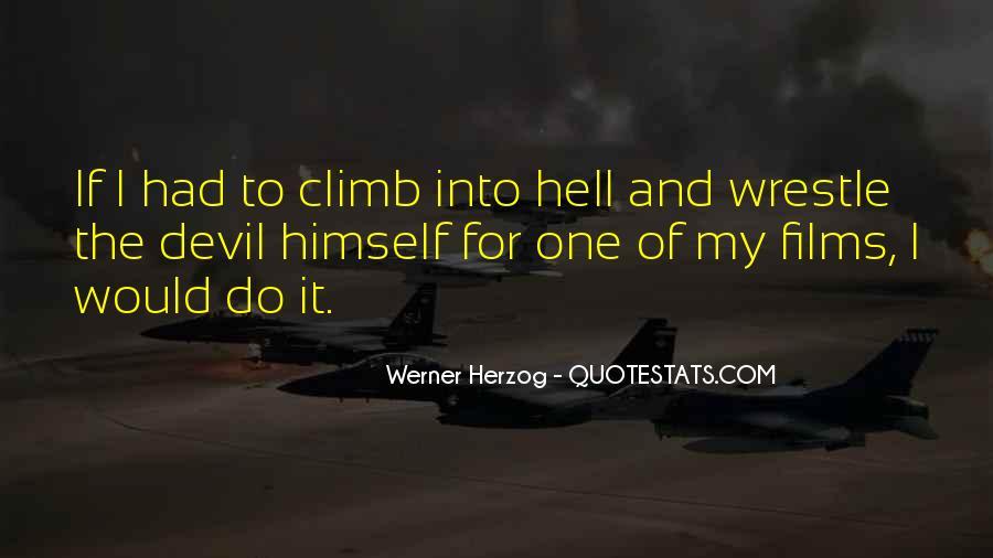 Werner Herzog Film Quotes #1200053