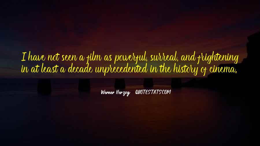 Werner Herzog Film Quotes #1264833